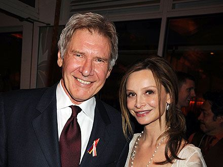 Harrison Ford And Calista Flockhart Celebridades Fotos Moda