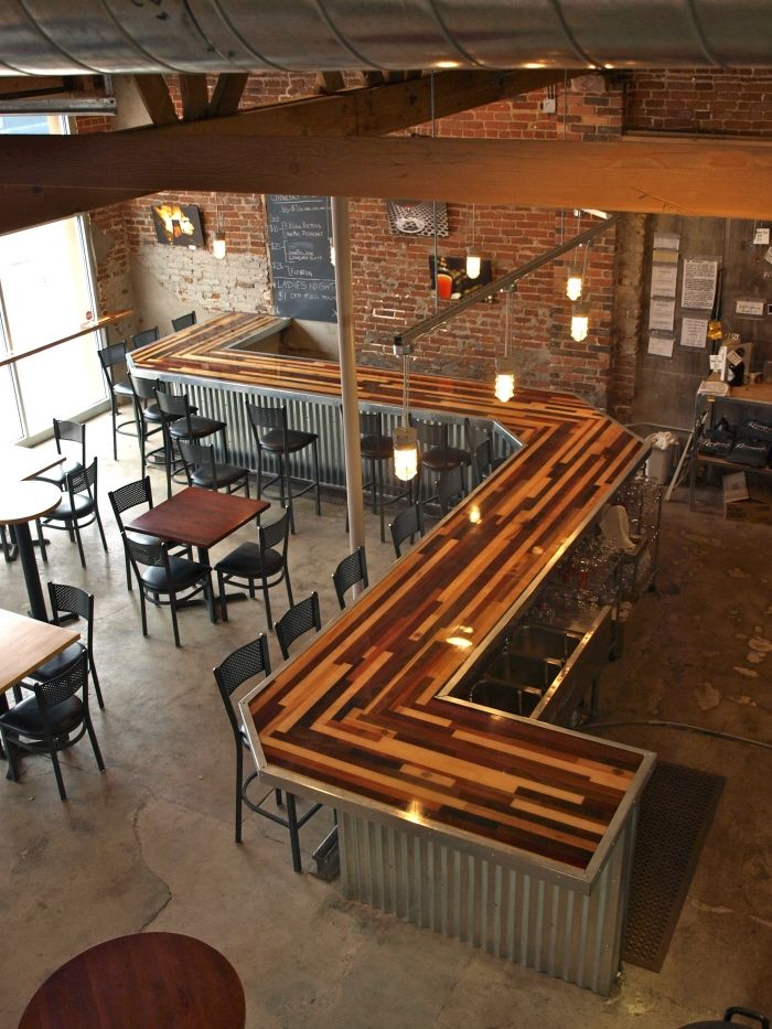 925 w 9th ave denver co renegade brewery serves up amazing beer on our custom bar top. Black Bedroom Furniture Sets. Home Design Ideas