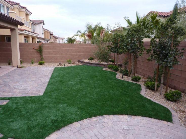 Desert Backyard Designs Desert Landscaping Ideas  Backyard Landscaping Fake Grass And .
