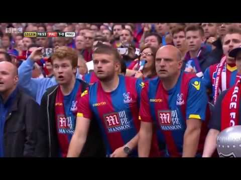 Manchester United Vs Crystal Palace 2 1 Highlights Extended English Fina Bong đa