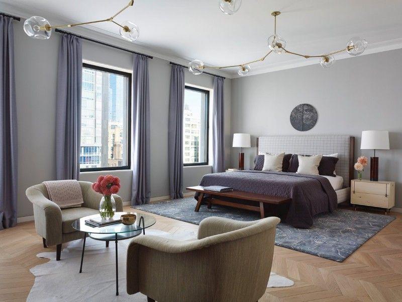 10 Traumschlafzimmer im zeitgenössischen Stil
