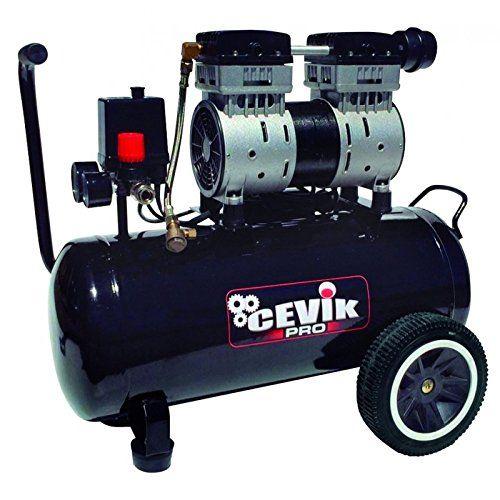 Compresor De Aire Silencioso Compresseur Noir Silencieux