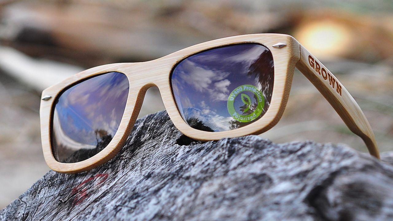 Grown Wooden Eyewear