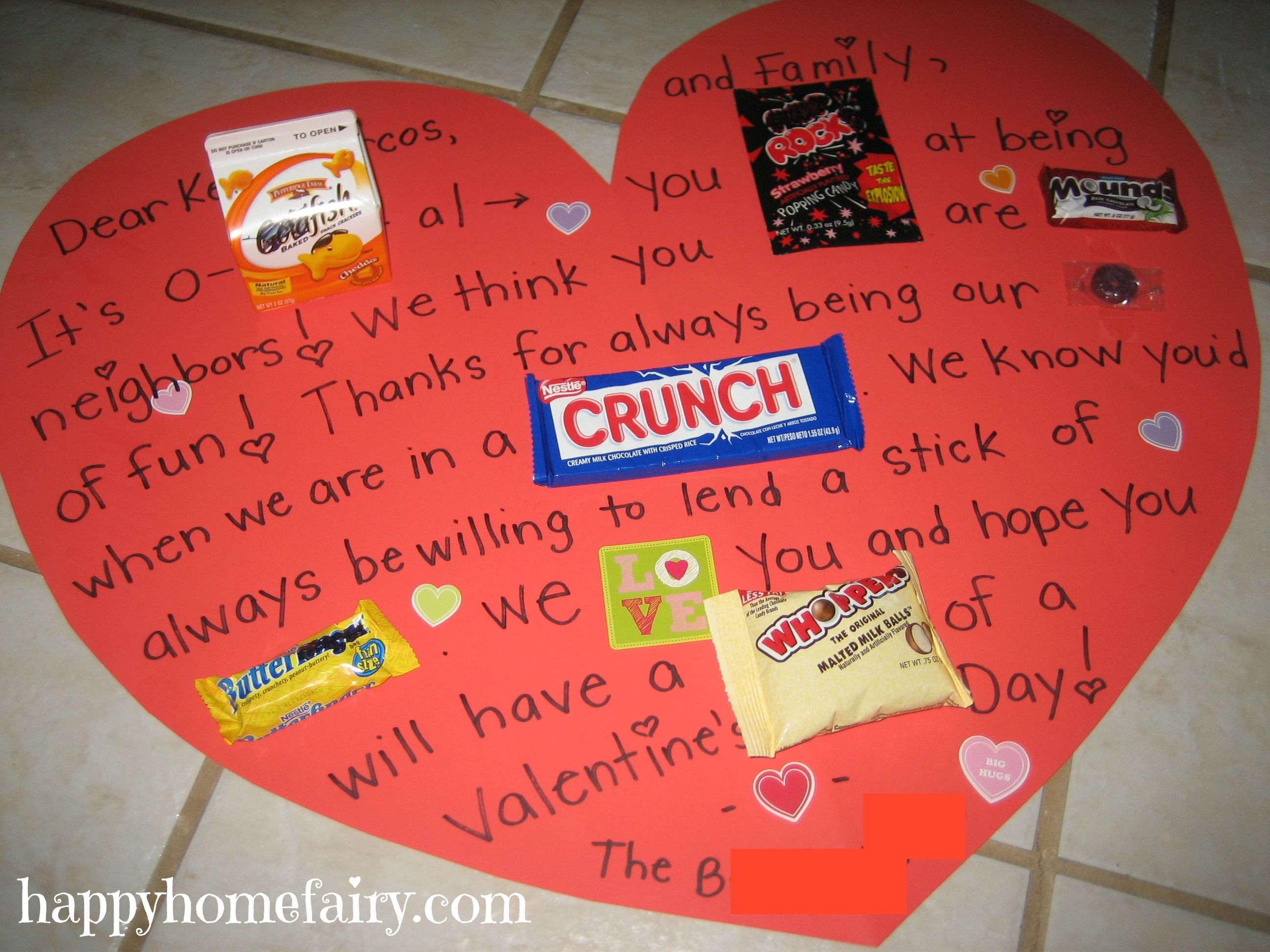 Love your neighbor candy grams candy grams ccuart Image collections
