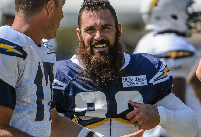 eric weddle and beard more football please pinterest eric weddle. Black Bedroom Furniture Sets. Home Design Ideas