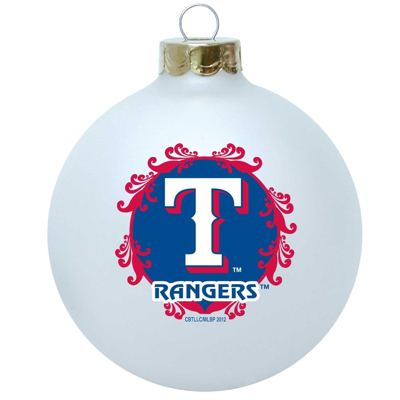 Large Christmas Ornament - Texas Rangers, $12.00 | Tis the Season ...