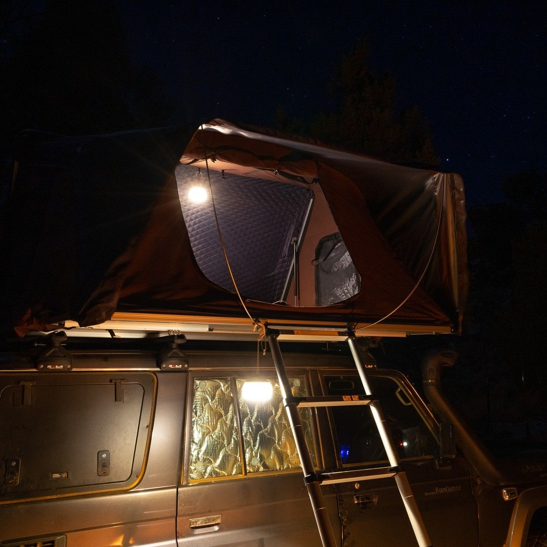 Rooftop tents are one of the easiest ways to explore