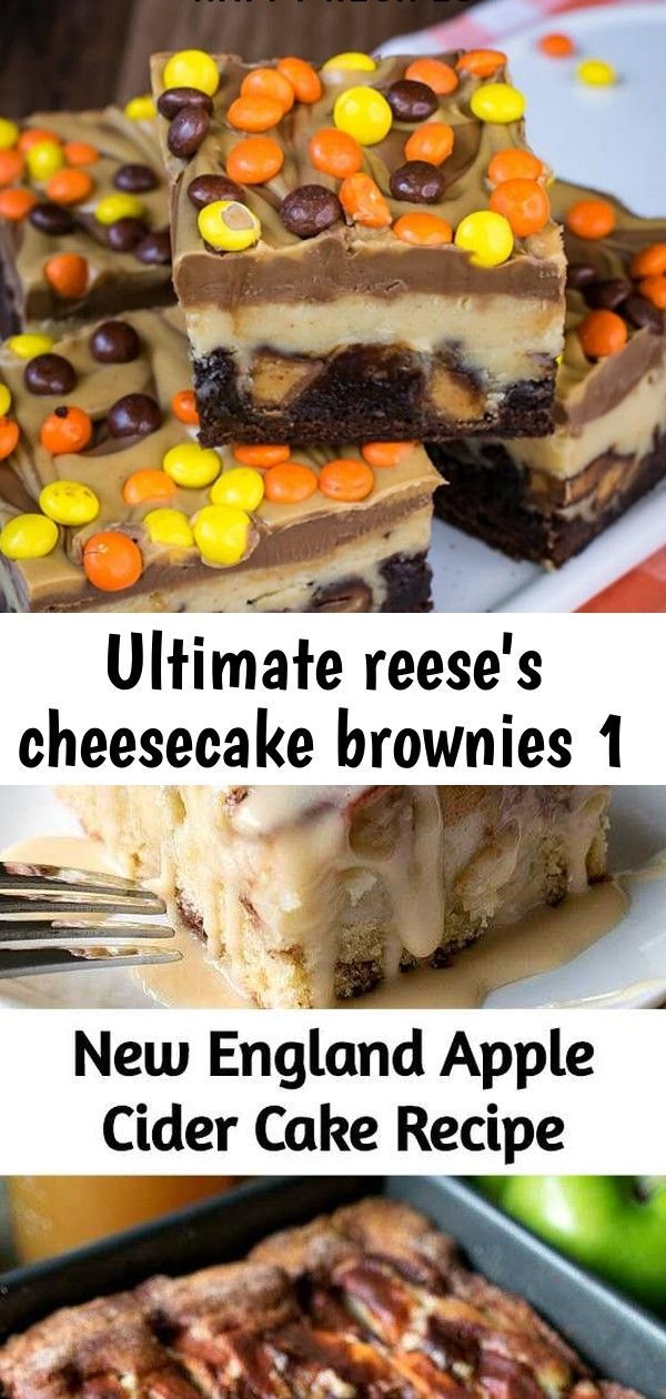 The post Ultimate reeses cheesecake brownies 1 appeared first on Orchid Dessert.  Crisp  Orchid De
