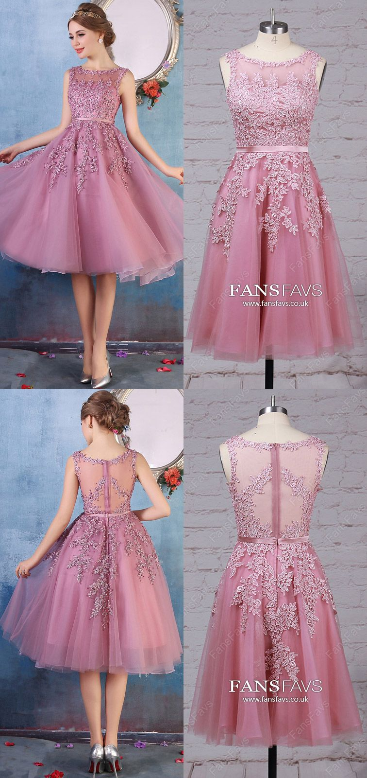 Pink Homecoming DressesShort Prom DressesJunior Homecoming Dresses