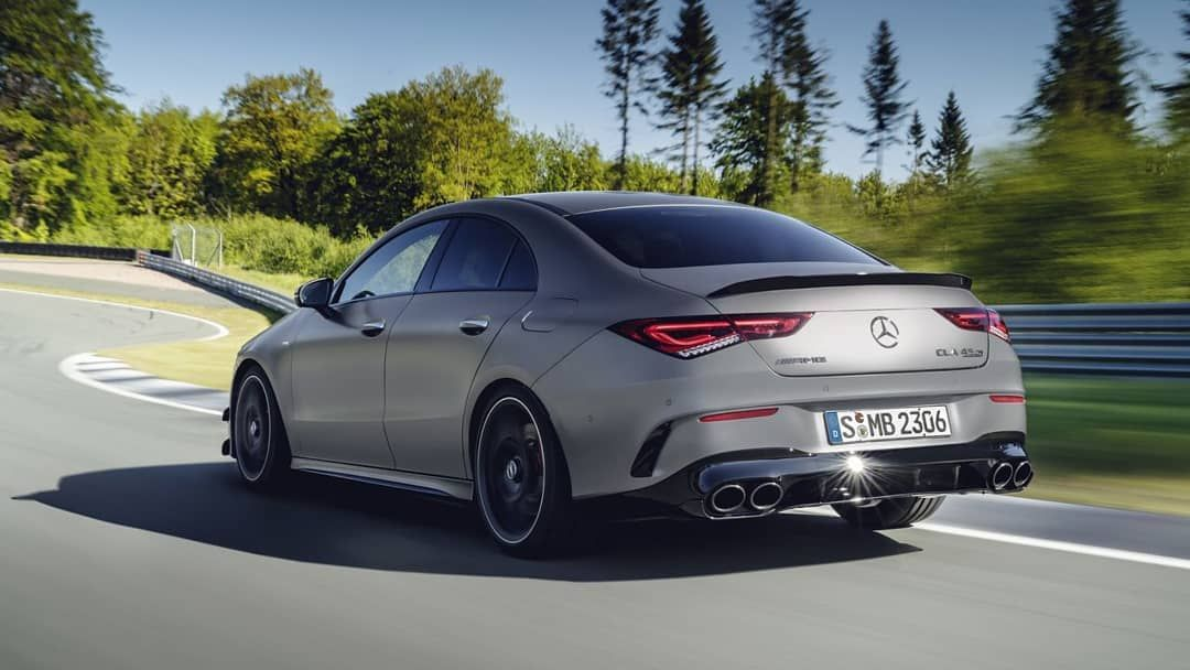 Mercedes Amg Cla 45 4matic Mercedes Amg Cars Power Luxury