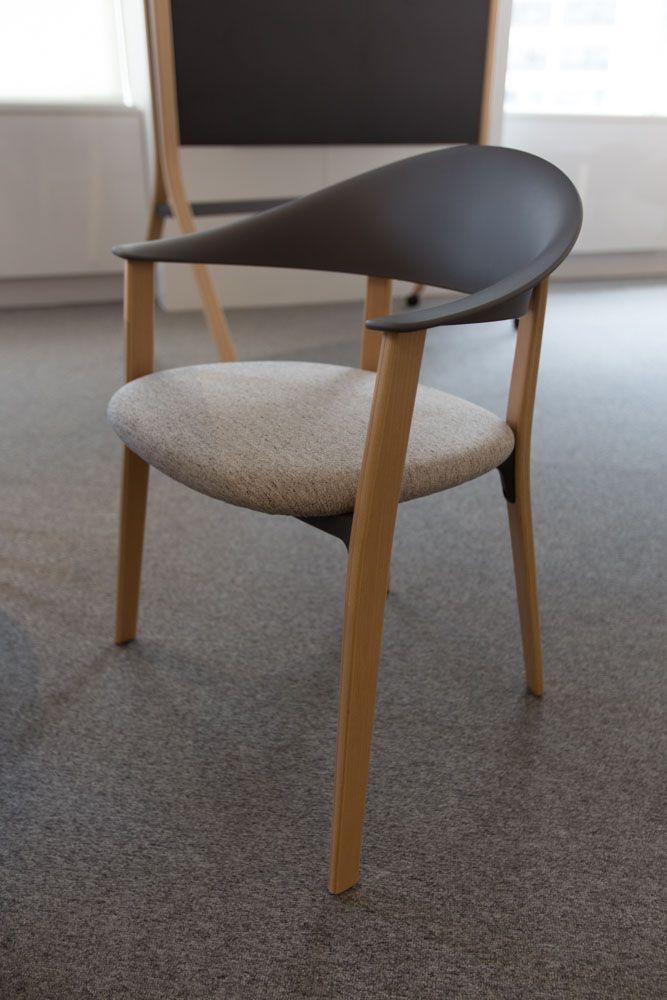 Teknion Zones Arm Chair Neocon 2016 Teknion Club