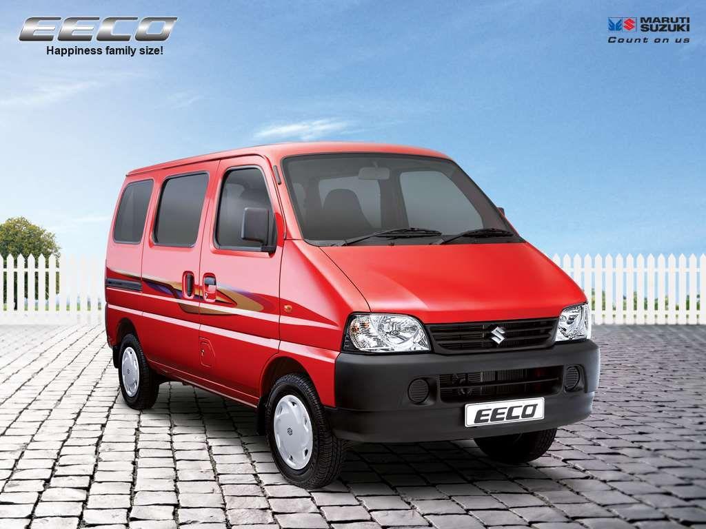 Maruti Eeco 5 Seater Ac Best Family Car Mini Van Van Vans India