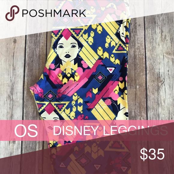 32b1b433d9586c NEW RELEASE! Disney Princess Pocahontas LuLaRoe OS JUST RELEASED!! Disney  princesses NWT LuLaRoe