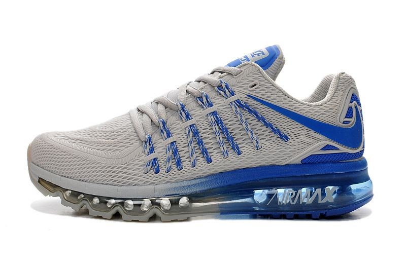Nike Release New Air Max 2015 Cool Grey Running Shoes #nike #air ...