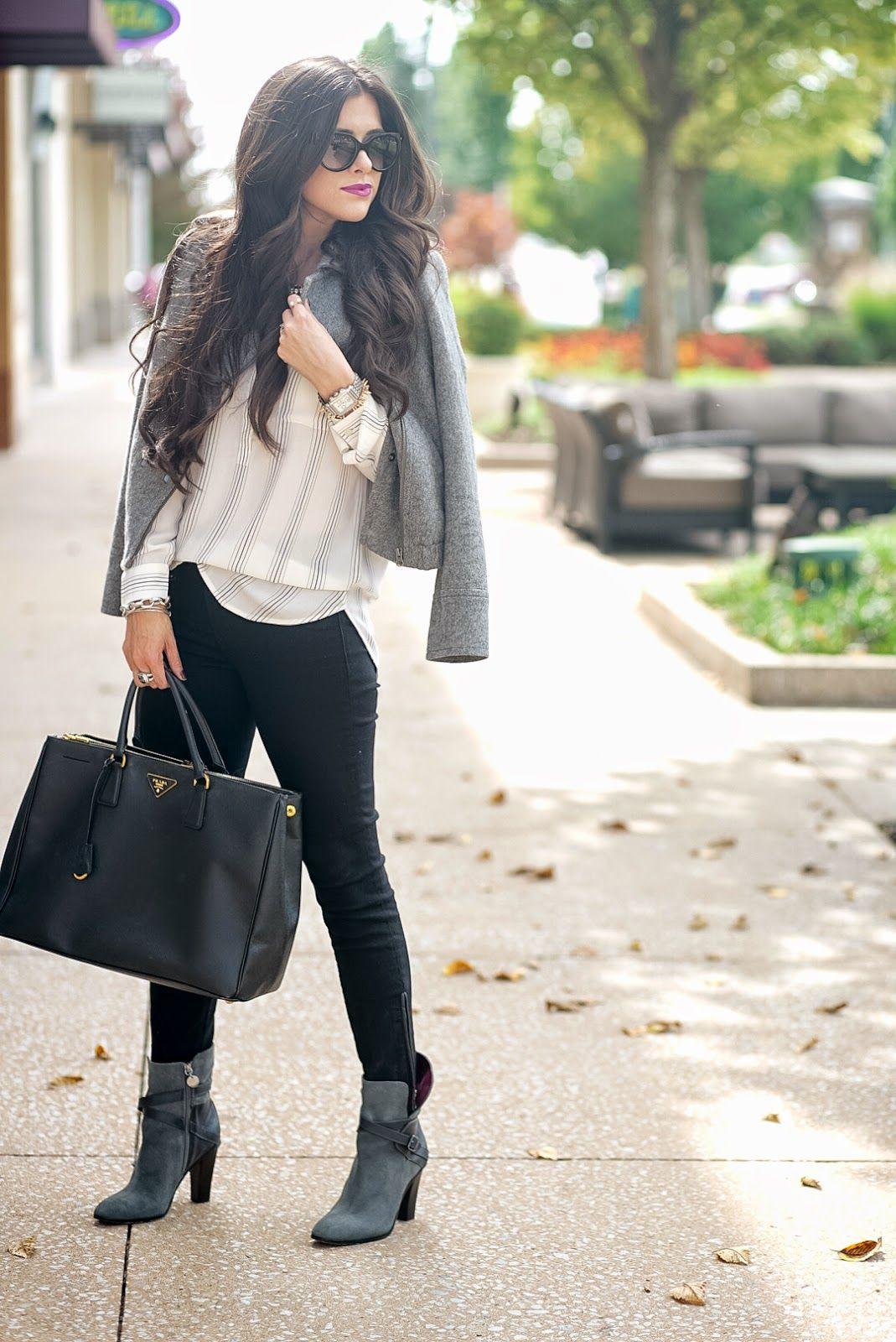 outfits bellísimos para usar durante todo el otoño shopping