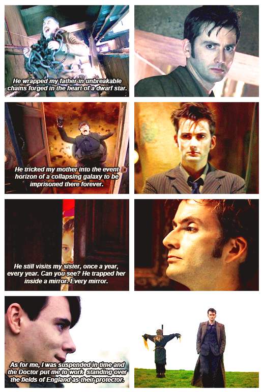 The Fury Of A Timelord