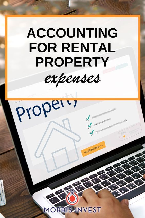 Accounting for Expenses on a Rental Property Real estate - property expenses spreadsheet