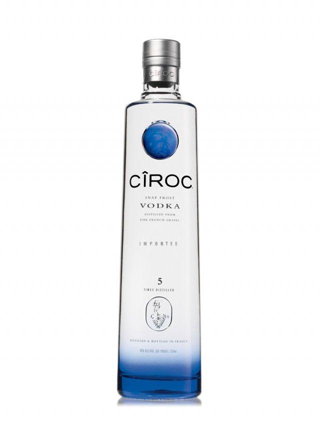 Ciroc Vodka Review 2 55 80 Per 750ml Vodkabuzz Com Vodka Ratings And Vodka Reviews Ciroc Vodka Vodka The Best Vodka