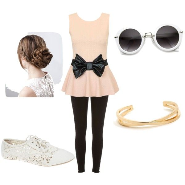 Cutie-Pie by Hailey on Polyvore featuring polyvore fashion style River Island Wet Seal