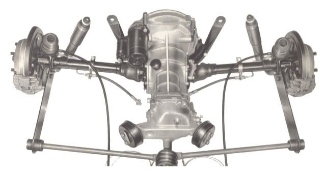 1970 vw beetle front suspension