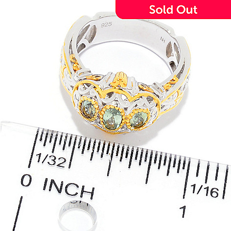 Details about  /Exquisite Multi Tourmaline Gemstones 4.50 Ctw 925 Sterling Silver Stackable Ring