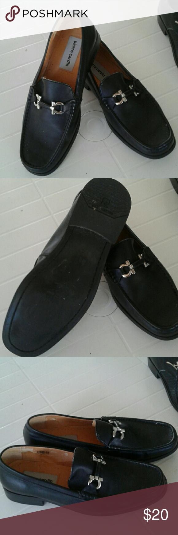 pierre cardin slip on shoes