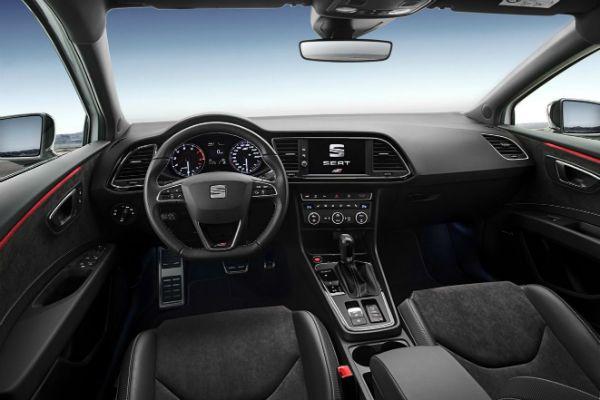 Seat Leon 2019 Interior Seat Cupra Leon Outdoor