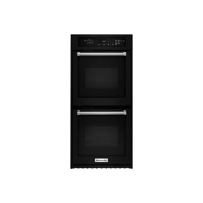 Kitchenaid Kodc304e Electric Oven Wall Black Ovens