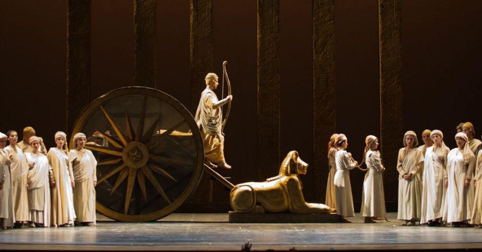 Alexander Kravets sang Monostatos for the Teatro Massimo, Palermo in the 2015/16 season