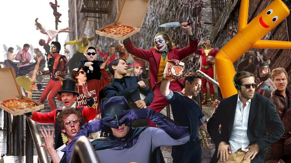 Joker Pizza Party Joker meme, Joker, Joker dc