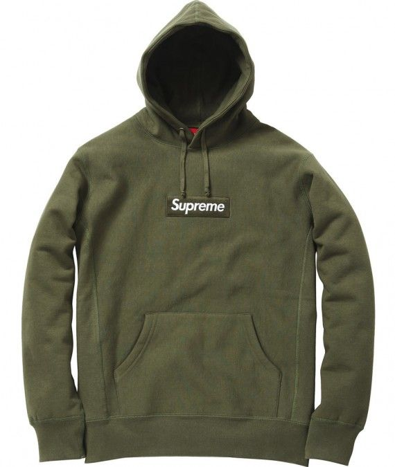 supreme box logo pull over hoodie streetwear fashion. Black Bedroom Furniture Sets. Home Design Ideas