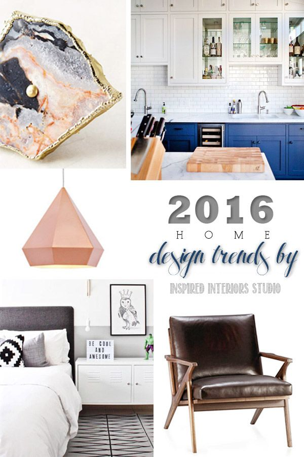 2016 Must Have Home Design Trends Inspired Interiors Studio For Delineateyourdwelling