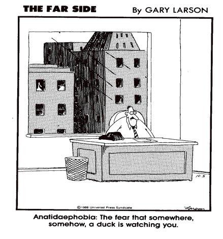 Far side comics