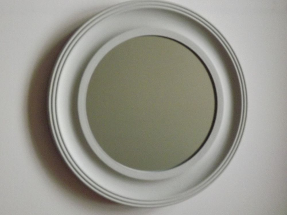 Superior A Round Mirror In A Black Frame   Поиск в Google Design Inspirations