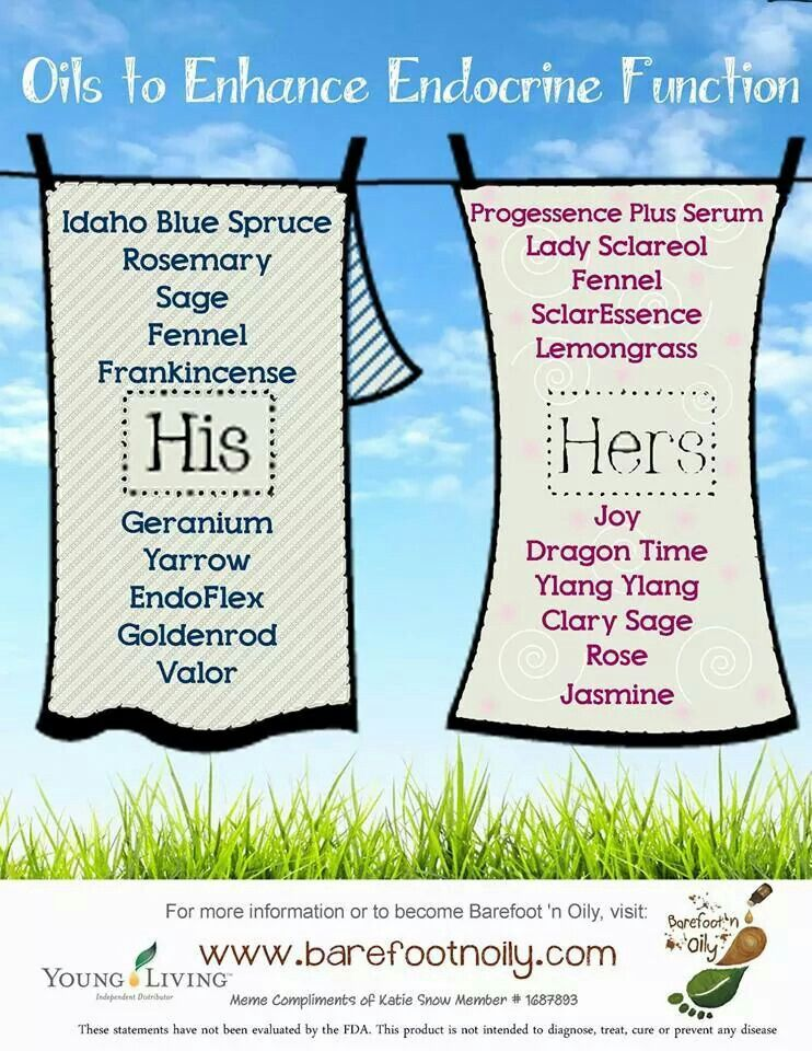 Hormone support young living