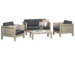 Loungeset aanbiedingen goedkope tuin loungesets voor buiten
