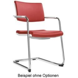 Photo of Cantilever visitor chair Bn Office Belite 1 choice of color options