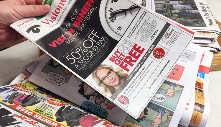 Places To Get Free Sunday Newspaper Coupons  Couponing