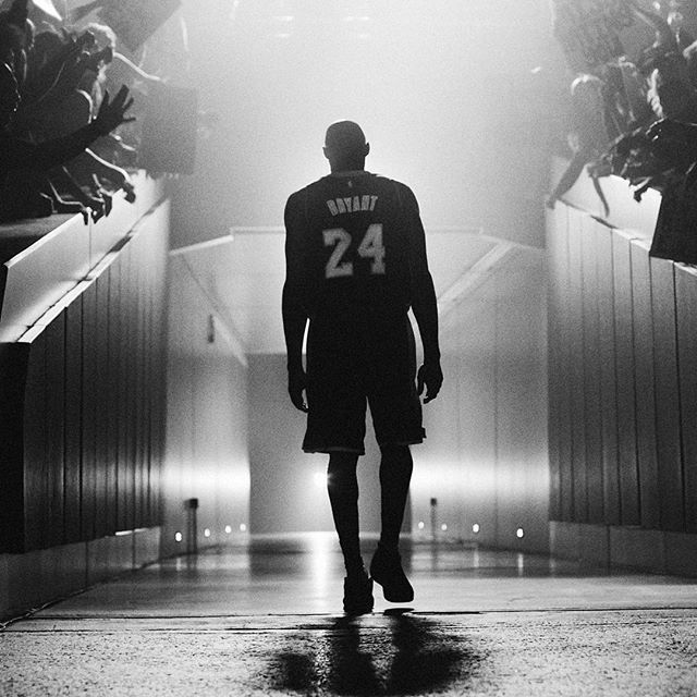 24 forever Careers end, legends are forever #MambaDay - live careers