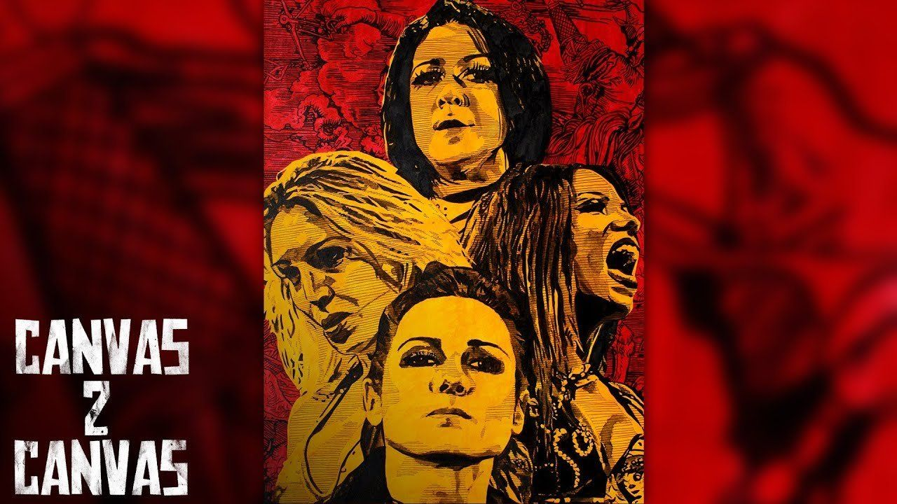 WWE Starrcade Lineup, Canvas 2 Canvas | Fight-Size Update ...