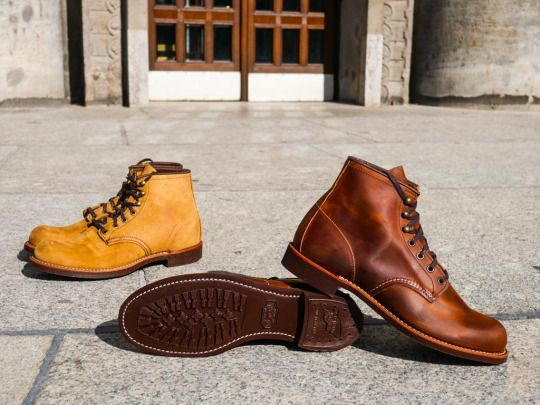 3343 Wing In 2019Shoe Blacksmith Red Boots L5j3ARq4