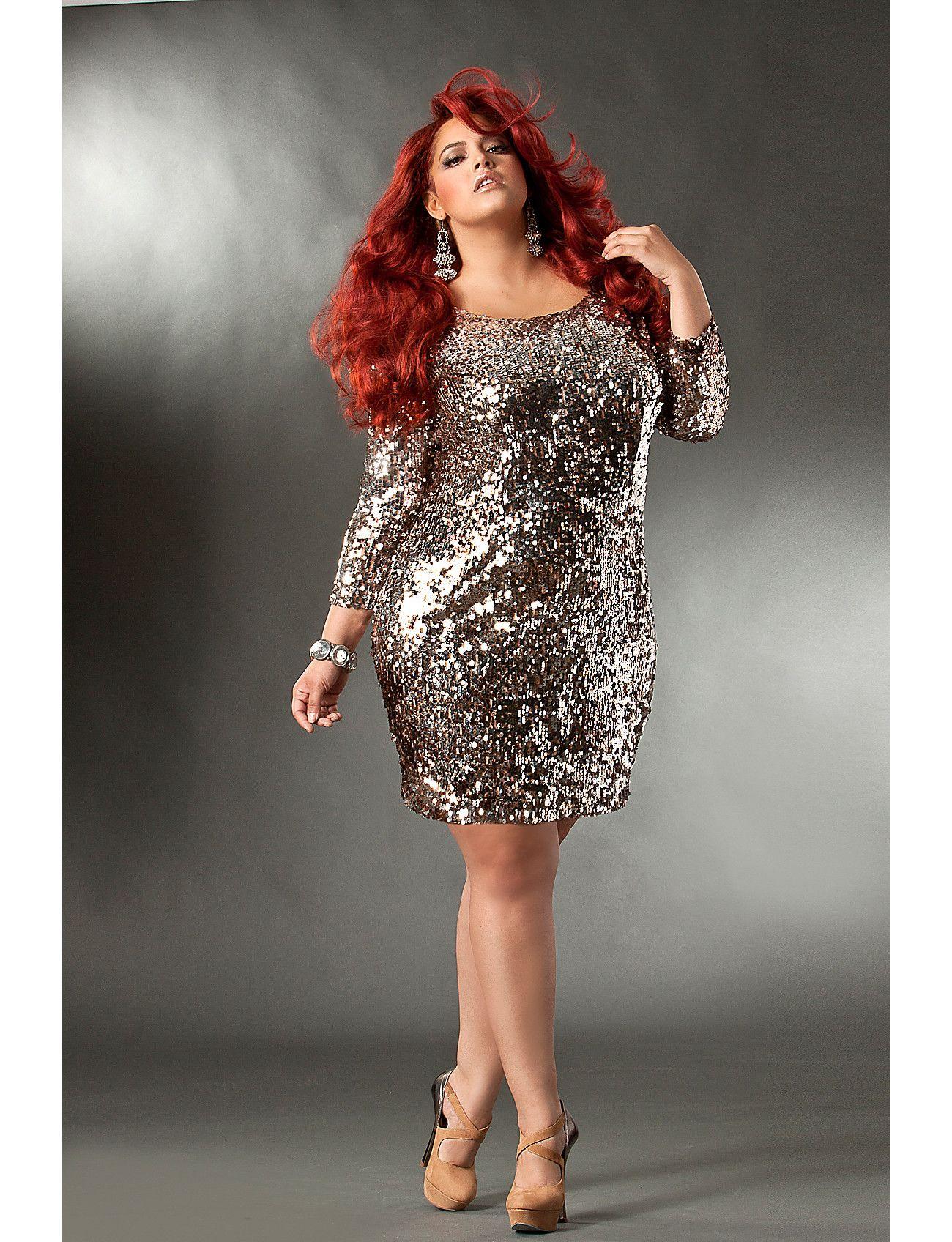 Sequin party dress by monif c beautiful ladies pinterest