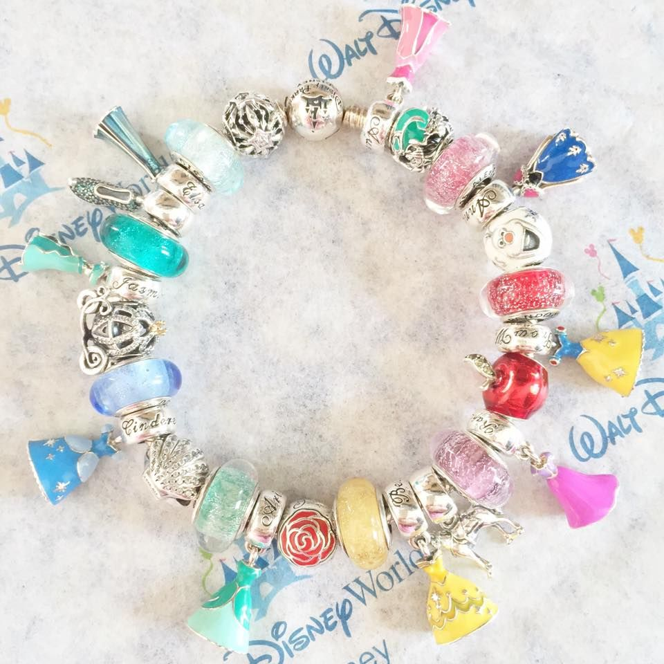 Princess Pandora Bracelet
