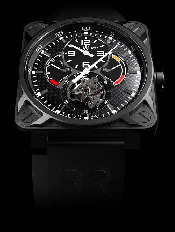 The Watch Quote: Bell & Ross BR01 Instrument Tourbillon