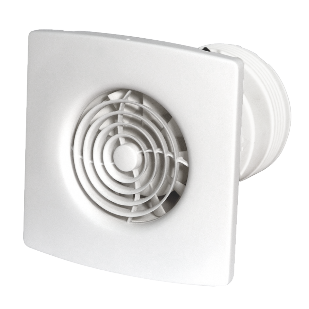Bathroom Extractor Fan | Greenwood Silent Bathroom Extractor Fan With Timer Sr100tr