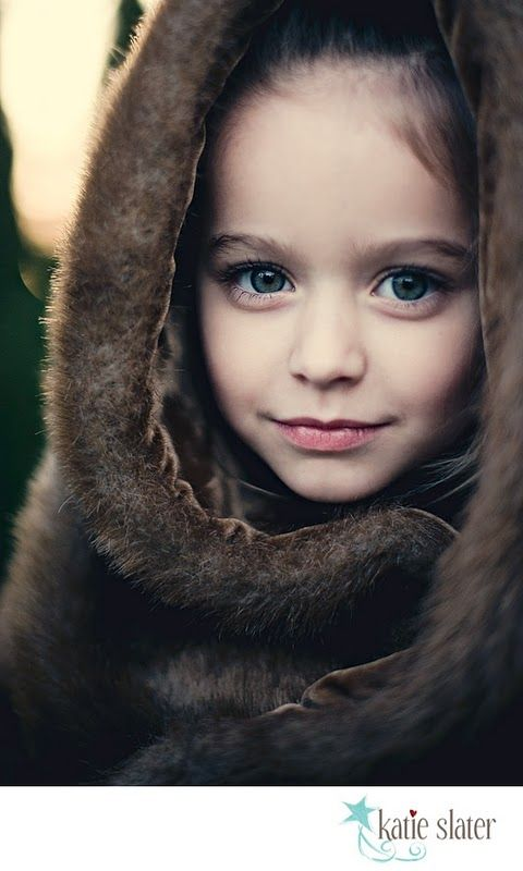 such a beautiful little girl