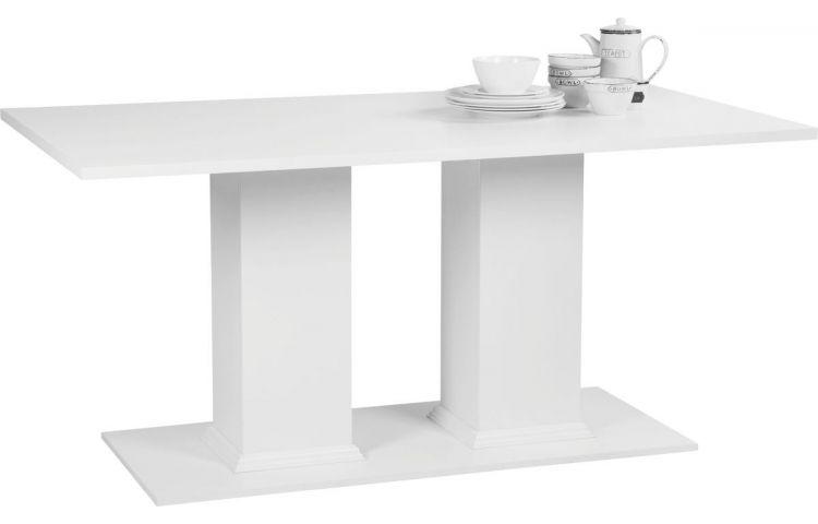 Esstisch Landwood Weiss 160 X 90 Online Bei Poco Kaufen Esstisch Tisch Weiss