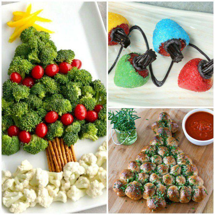 19 Crazy Christmas Food Ideas Christmas finger foods