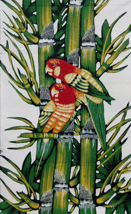 бамбук батик фото картин трикотажного