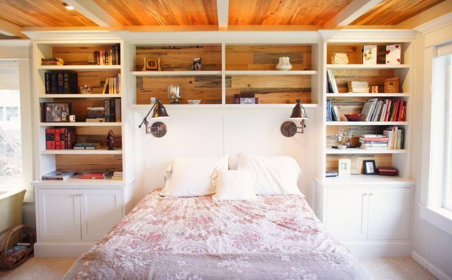 23 Types Of Headboards Buying Guide With Images Bookshelves